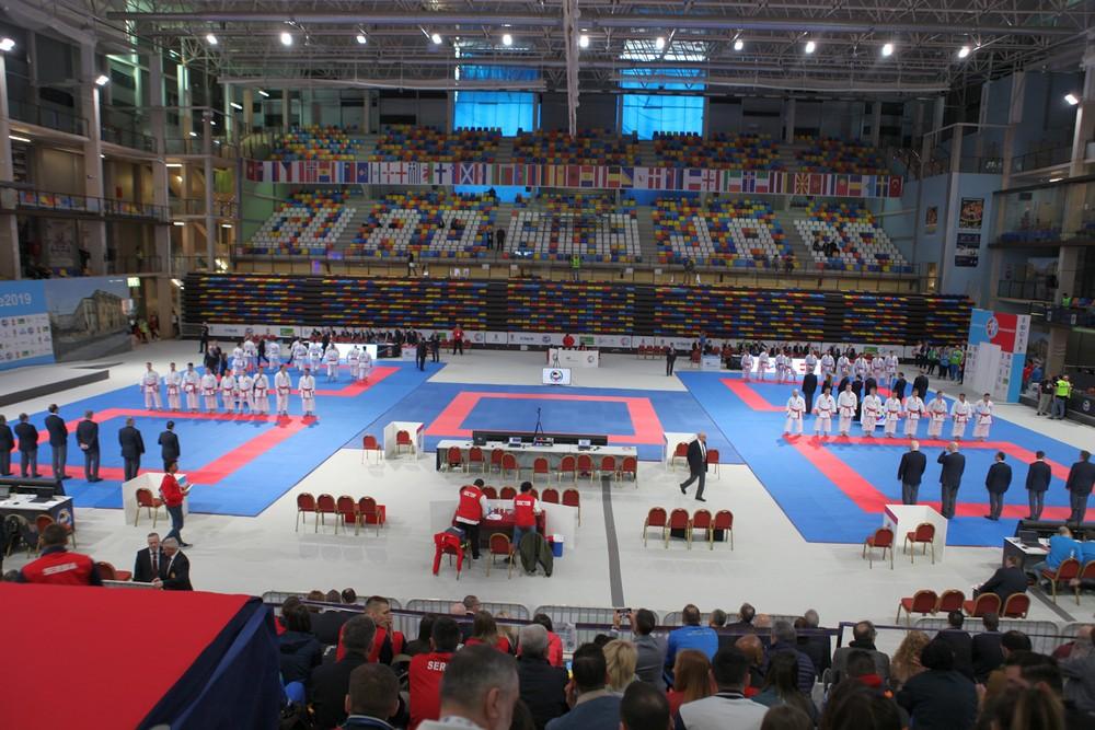 Avropa Çempionatının fərdi yarışlarında bir qızıl və 3 bürünc finalı