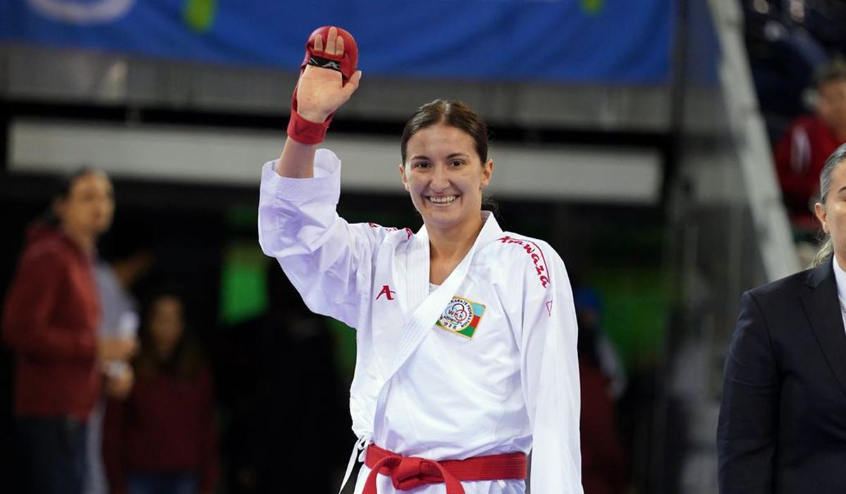 Karateçimiz Santyaqodakı turnirdə medal qazanıb